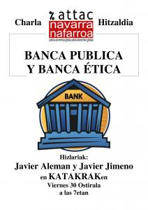 Charla Banca Pública - Banca Ética