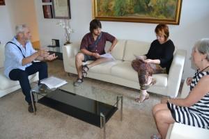 Reunión del 1 de julio de 2015 para impulsar una Auditoría Ciudadana de las Cuentas
